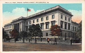 U.S. Mint, Philadelphia, Pennsylvania, early postcard, unused