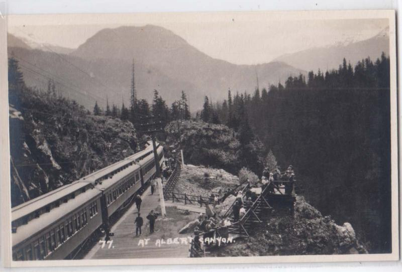 RPPC, Albert Canyon