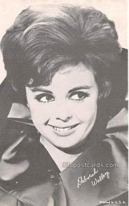 Deborah Walley Movie Star Actor Actress Film Star Postcard, Old Vintage Antiq...