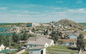 YELLOWKNIFE, NWT, Canada, 50-60s ; Old Town