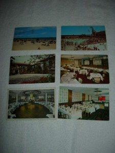 Long Island NY - Lot Of 6 Great Vintage Postcards - x0584