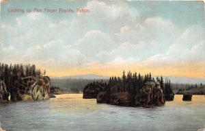 BR39434 looking un five Finger Rapids Yukon canada