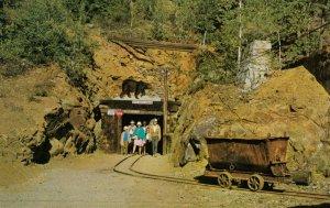 ROSSLAND , B.C. ,1950-60s ; Mine Museum