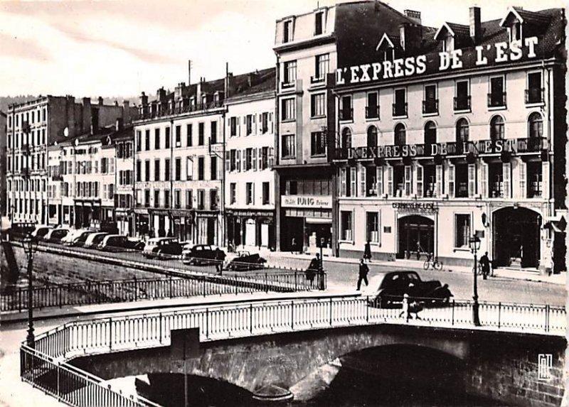 Quai des Bons Enfants Epinal France Unused
