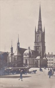 RP, Riddarholmskyrkan, STOCKHOLM, Sweden, 1920-1940s