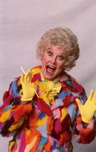 Famous People - Phyllis Diller