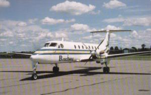 Brockway Air Beechcraft 1900C Ogdensburg New York
