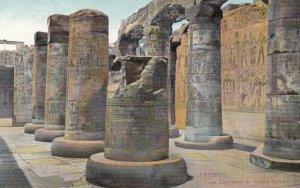 ABYDOS , Egypt , 00-10s ; Les Colonnades du Temple Shetos