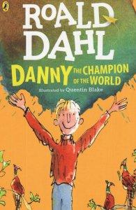 Roald Dahl Danny 2016 Book Postcard