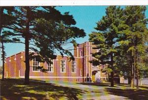 Maine Goreham Russell Hall Auditorium and Gymnasium Gorham State Teachers Col...