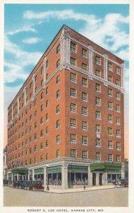 KANSAS CITY, Missouri, 1900-10s; Robert E. Lee Hotel