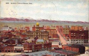 Colorado , Denver  Aerial View