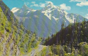 Canada Mount Cheam British Columbia