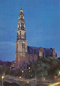 B108769 Netherlands Amsterdam Holland Westertoren Western Tower