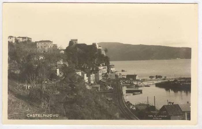 RP  CASTELNUOVO (Herceg Novi), Montenegro, 00-10s
