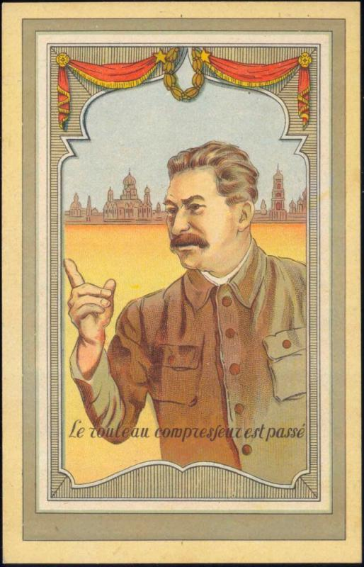 russia, Russian General Secretary of the Communist Party Joseph Stalin (1940s)