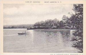 New York Saint Josephs Lake St Dominic Artvue