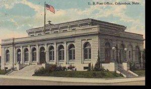 Nebraska Columbus U S Post Office