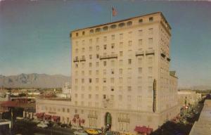 TUCSON , Arizona, 40-60s ; Pioneer Hotel