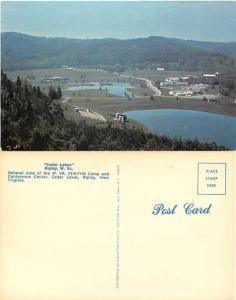Cedar Lakes in Ripley West Virginia, FFA-FHA Camp & Conferance Center, Chrome