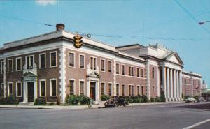 New City Hall And Auditorium Building, MONTGOMERY, Alabama, 1940-1960s