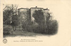 CPA Env. d'AGEN ESTILLAC Lot et Garonne (100690)