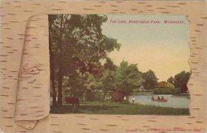 Wisconsin Milwaukee Kosciuszko Park The Lake