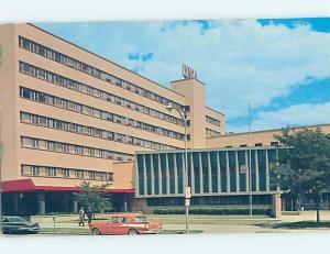 Pre-1980 YMCA BUILDING Peoria Illinois IL F7081