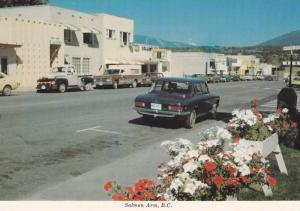 Street View , SALMON ARM , B.C. ,, Canada , 60-70s