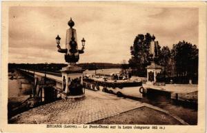 CPA BRIARE Le Pont-Canal sur la Loire (607449)