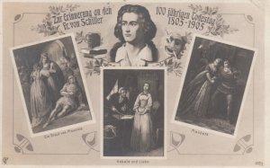 RP:1805-1905 ; 100 Years Zur Erinnerung an de 100 Jahrigen Todestag Fr. von S...