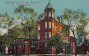AURORA , Illinois , 00-10s ; St Charles Hospital