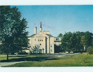 Pre-1980 CHURCH SCENE Zelienople Pennsylvania PA p3579