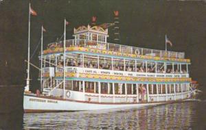 Captain Al Starts Southern Belle Showboat Fort Lauderdale Florida
