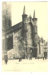 Gand, L'Eglise St Nicolas, 00-10s