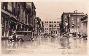 RP; Johnstown, Pennsylvania, 1936 ; Flood at Market Street