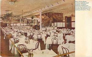 D/B Main Dining Room Fabacher Restaurant New Orleans LA