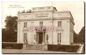 Paris - 16 - Bagatelle - Le Chateau - having Face - Old Postcard