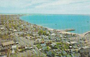 Massachusetts Cape Cod Town Of Provincetown Looking East