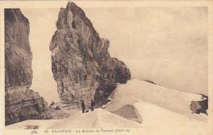 France Gavarnie La Breche de Roland