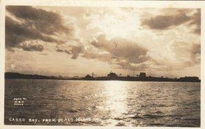 RP; CASCO BAY , Maine , 1900-10s ; From Peaks Island
