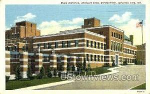 State Penitentiary Jefferson City MO Unused