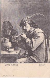 David Teniers Fumeurs