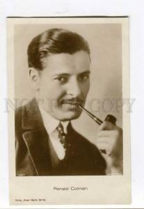 261625 Ronald COLMAN English MOVIE Film Actor Vintage PHOTO PC
