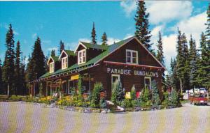 Canada Paradise Lodge & Bungalows Lake Louise Alberta