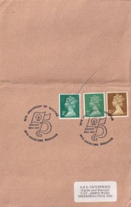35th Anniversary Of Scouting Boy Scouts Cover