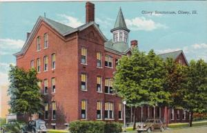 Illinois Olney The Olney Sanitarium Curteich