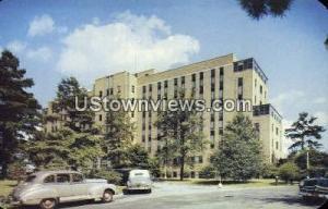 Memorial Hospital Charlotte NC Unused