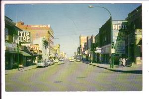 Downtown, Brandon, Manitoba, Used 1969