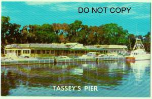 Tassey's Pier, Savannah GA